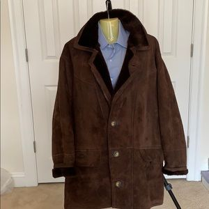 World's Finest Shearling Coat from Orvis